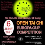 Open Tai Chi Europa Cup Competition 2021